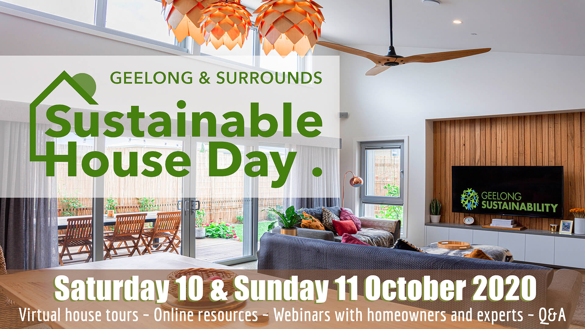 Geelong and Surrounds Sustainable House Day 2020